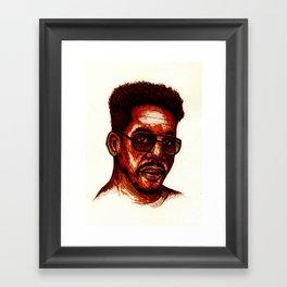 -2- Framed Art Print