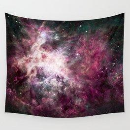 Nebula Intensifies Wall Tapestry