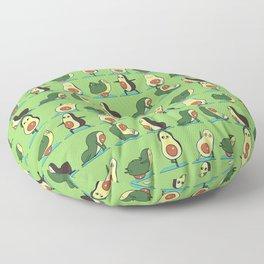 Avocado Yoga Floor Pillow
