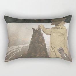 the þórsmörk guardian Rectangular Pillow