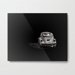 Zoom Zoom  Metal Print