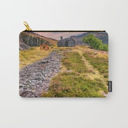 Quarry Sunset Snowdonia Carry-All Pouch
