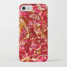 Red hot day Species Slim Case iPhone 8