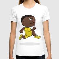 runner T-shirts featuring Runner by Jordygraph