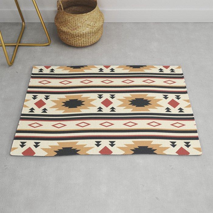 Western Desert Pattern Rug