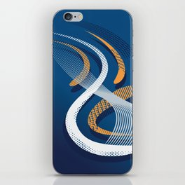 Koi 8 iPhone Skin