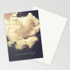 Some Like It High Stationery Cards