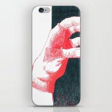 hand II iPhone & iPod Skin