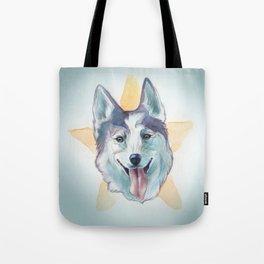 Kaya, also a lovely dog. Tote Bag