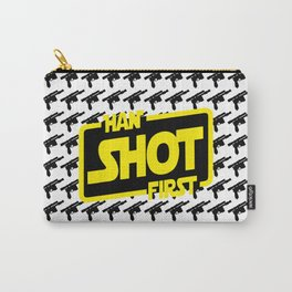 HanShotFirst Carry-All Pouch