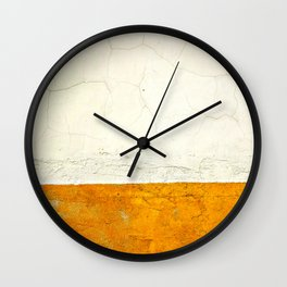 Goldness Wall Clock
