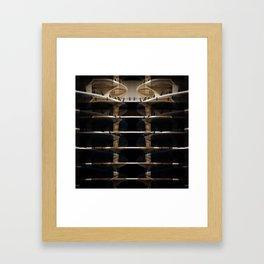 Marina|aniraM Framed Art Print