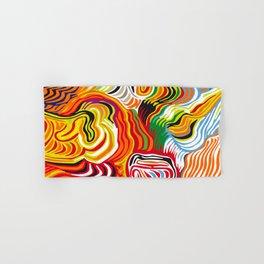 colored flow Hand & Bath Towel
