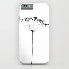heracleum iPhone Case