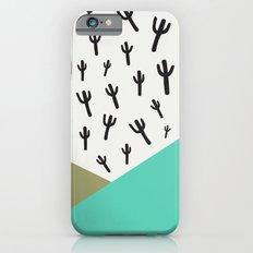 Cactus – Minty iPhone 6s Slim Case