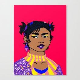 Be True Canvas Print