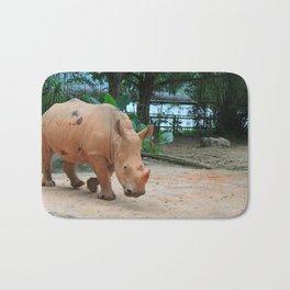 sandy rhino Bath Mat