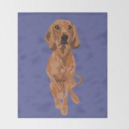 Lilli B Throw Blanket