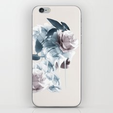 Rose Woman iPhone Skin