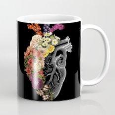 Flower Heart Spring Mug