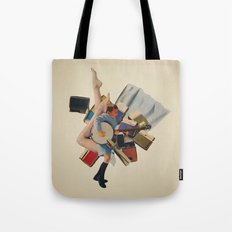 Pinky's Out Of Jail Tote Bag