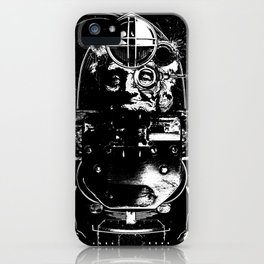 Old Lady iPhone Case