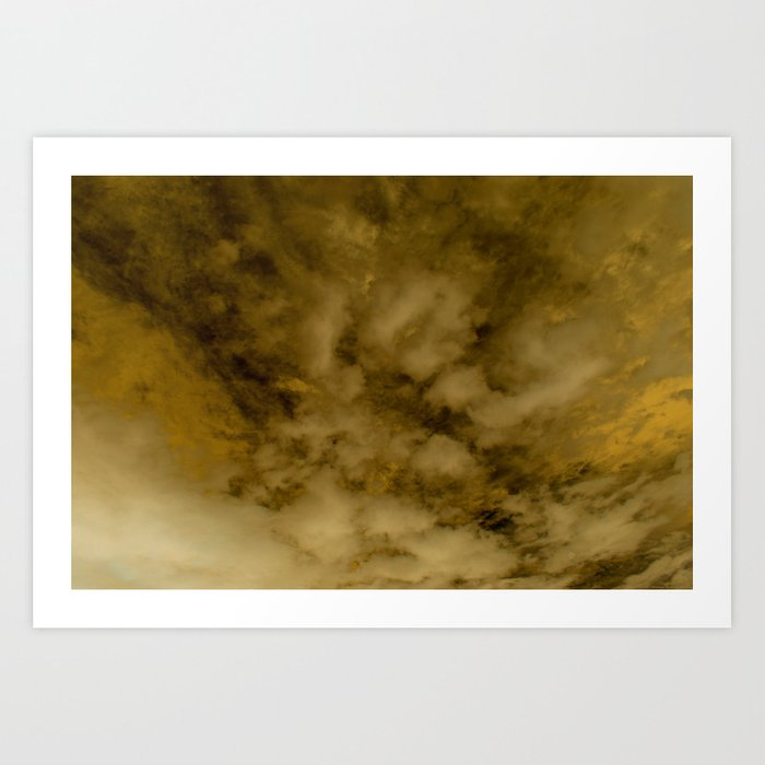 """Gold Rain for Danaë"" Art Print"