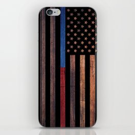 Represent First Responders iPhone Skin