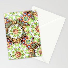 Carnival Mandala Stationery Cards