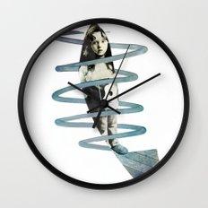 F i s h Wall Clock
