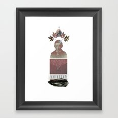 STAG// Framed Art Print