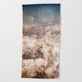 The Dream Factory  Beach Towel
