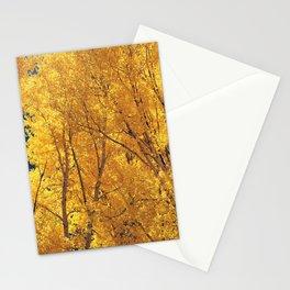 Colorado Gold Stationery Cards