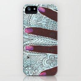 hand of Fantasia  iPhone Case