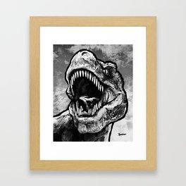 dimosaur15 Framed Art Print