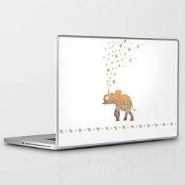 GOLD ELEPHANT Laptop & iPad Skin