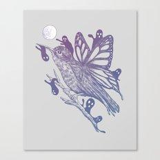 Soul Searching Canvas Print