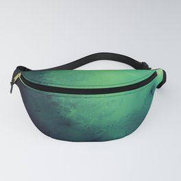 Green liquid Fanny Pack