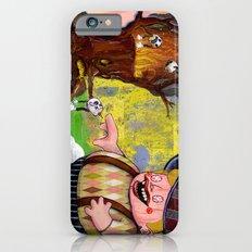 Heaven & Hell Print~! Slim Case iPhone 6s