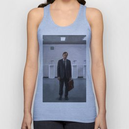 Jimmy McGill At The Courthouse From Breaking Bad And Better Call Saul Unisex Tank Top