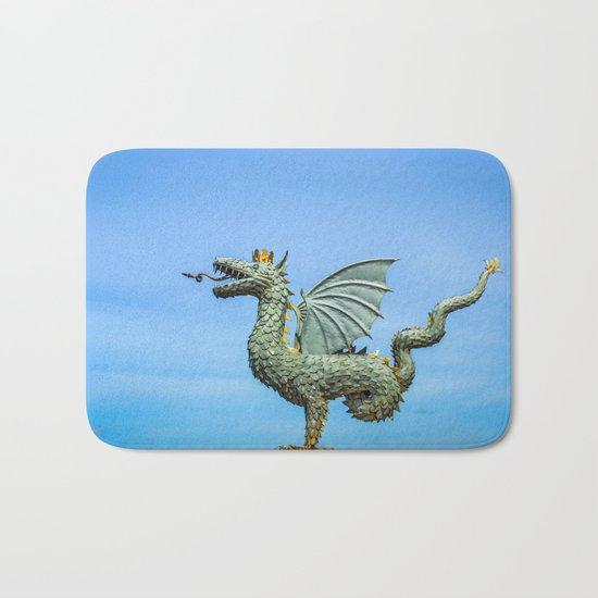 Dragon Zilant Bath Mat