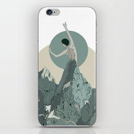 mountains 3 iPhone Skin