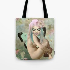 sweet whispers Tote Bag