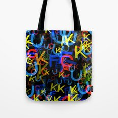 The Most Colorful Tote Bag