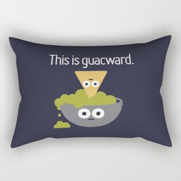 Abandoned Chip Rectangular Pillow