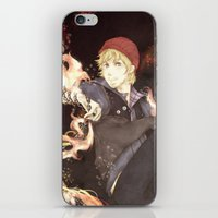 infamous iPhone & iPod Skins featuring PewDiePie - Infamous by SerenaArtworks