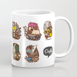 Pugliewatch Collection 2 Coffee Mug