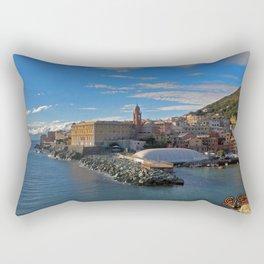Porto di Nervi Rectangular Pillow