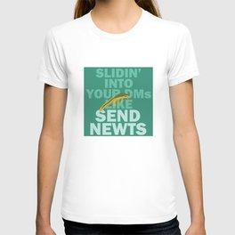Send Newts T-shirt
