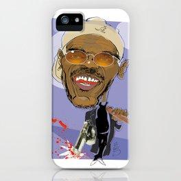 Samuel L Jackson iPhone Case